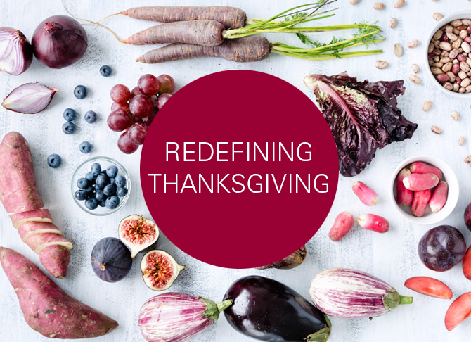 Redefining Thanksgiving