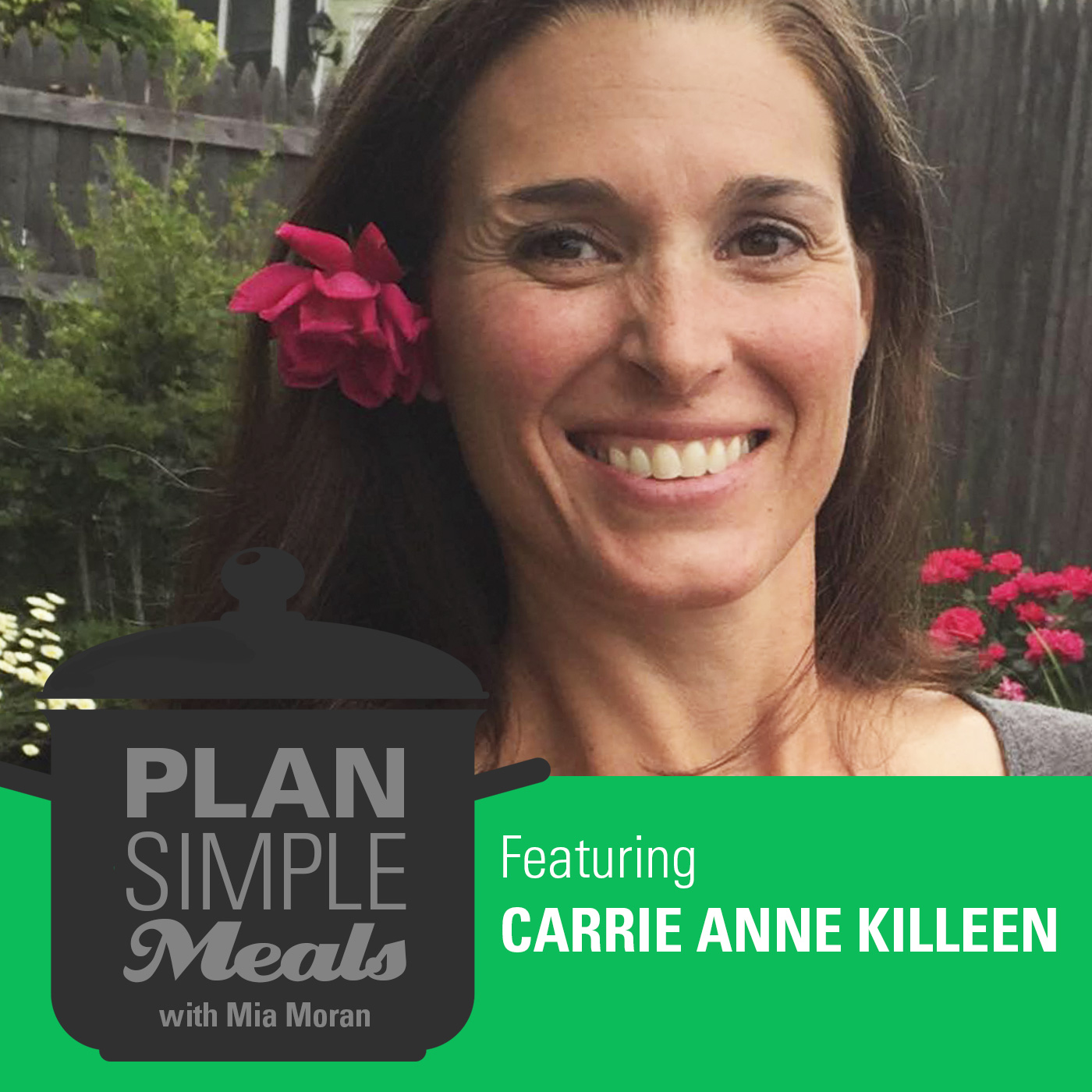 Podcast Carrie Anne Killeen