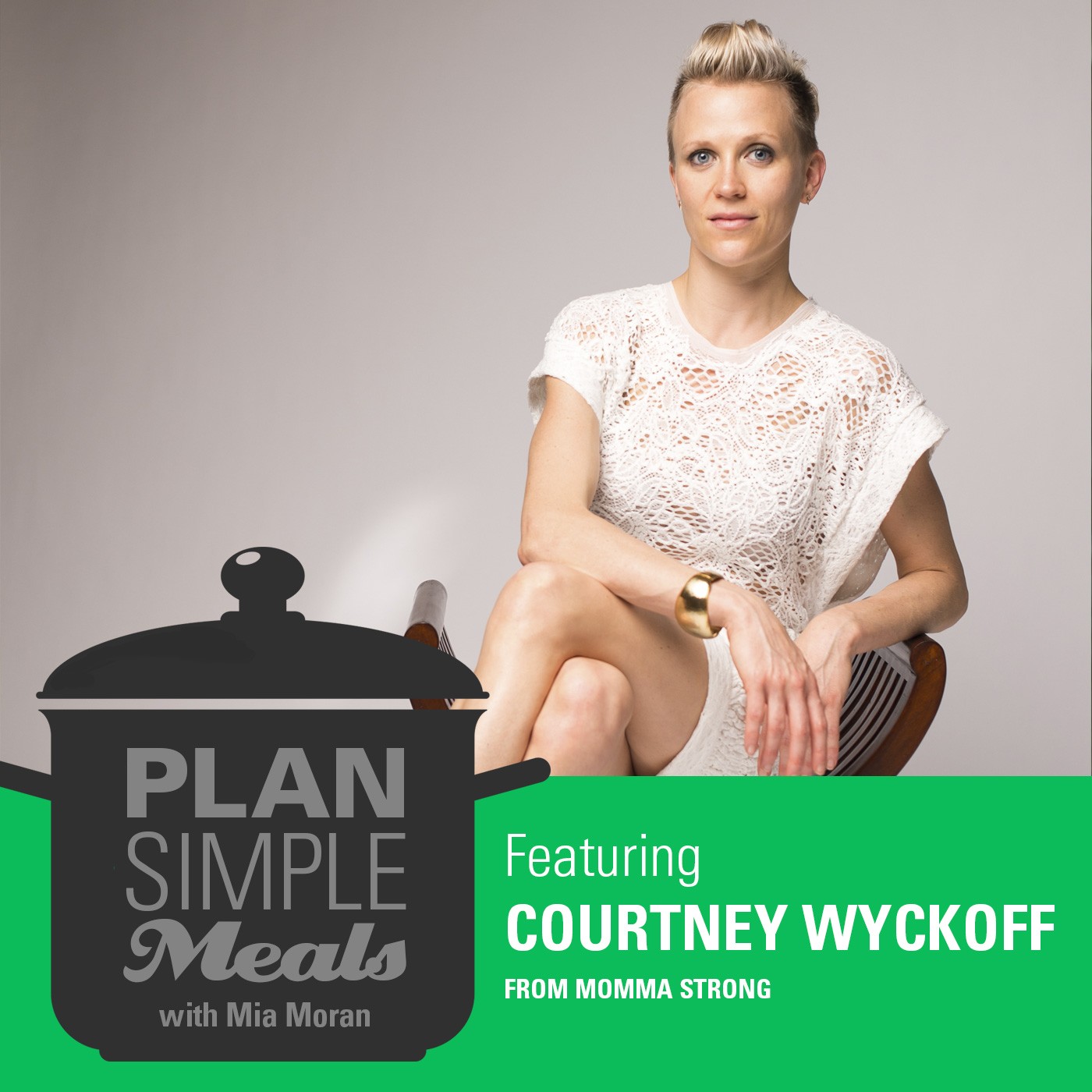 Podcast Courtney Wycoff
