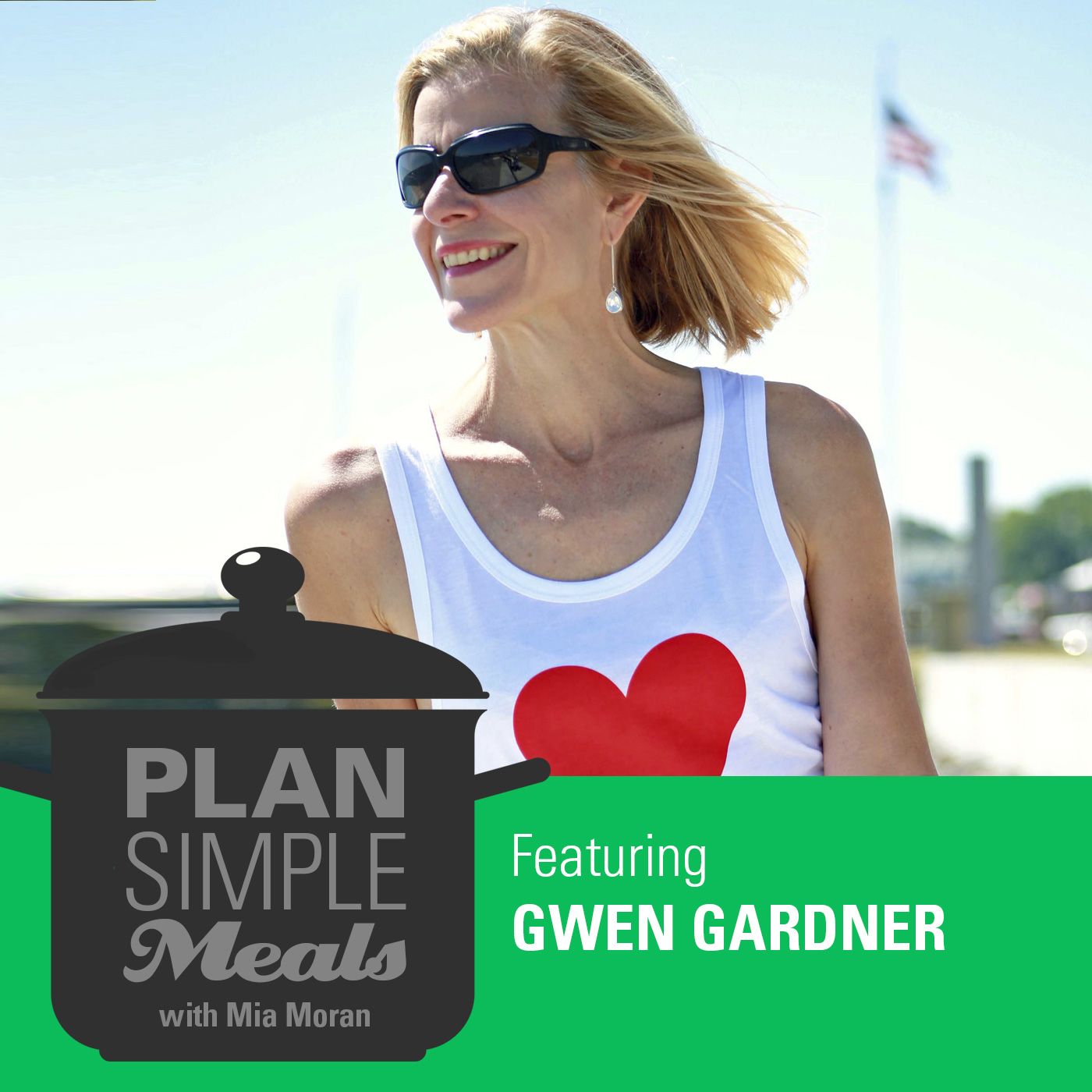 Your T-shirt Counts With Gwen Gardner