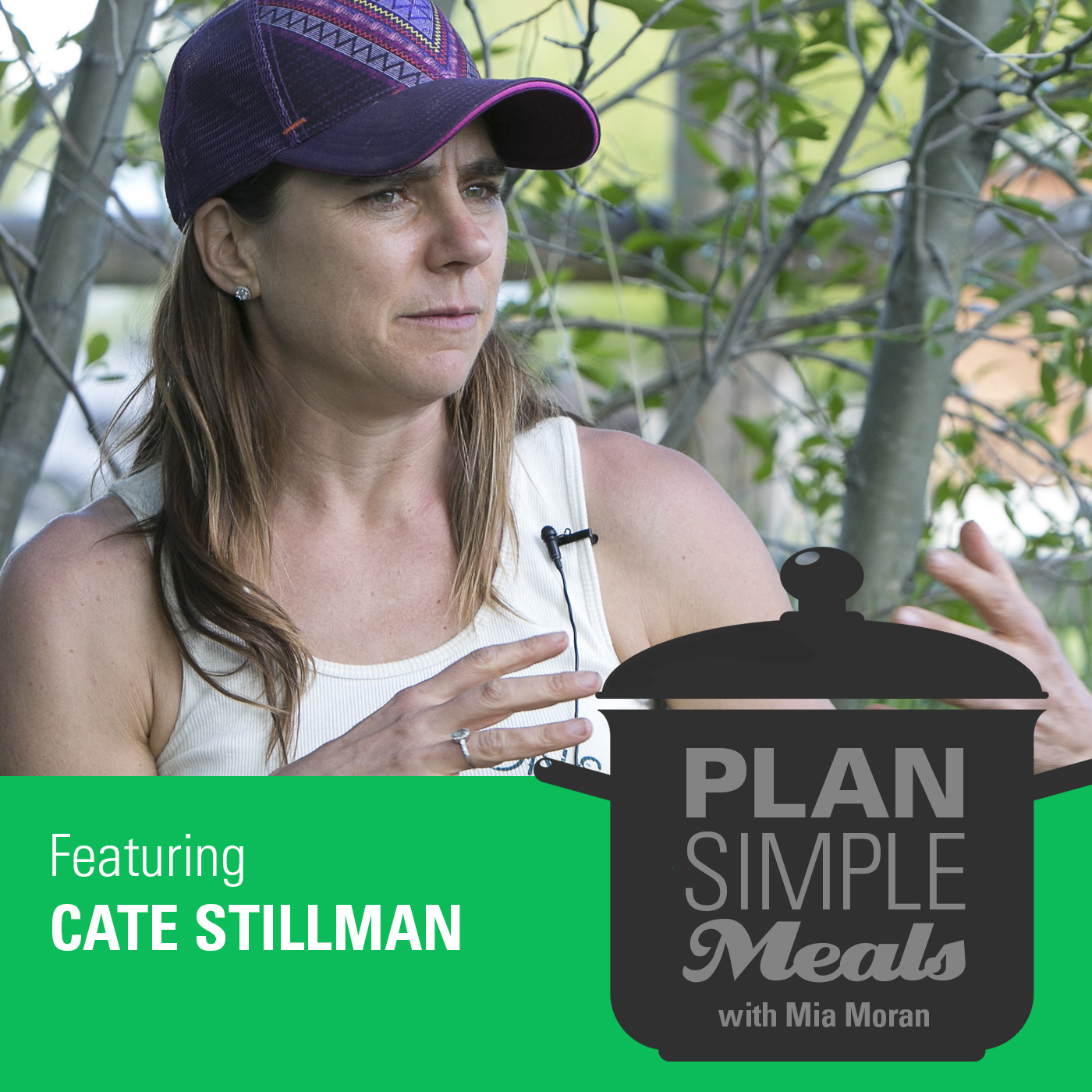 Podcast Cate Stillman