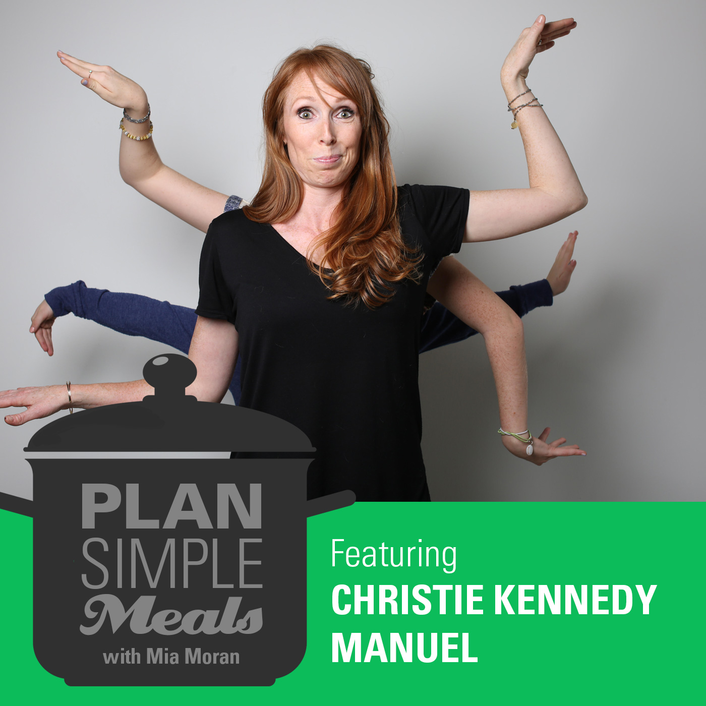 Lead By Example With Christie Kennedy Manuel