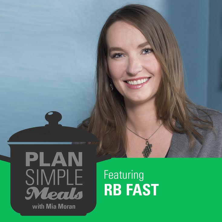 RB Fast Plan Simple Meals