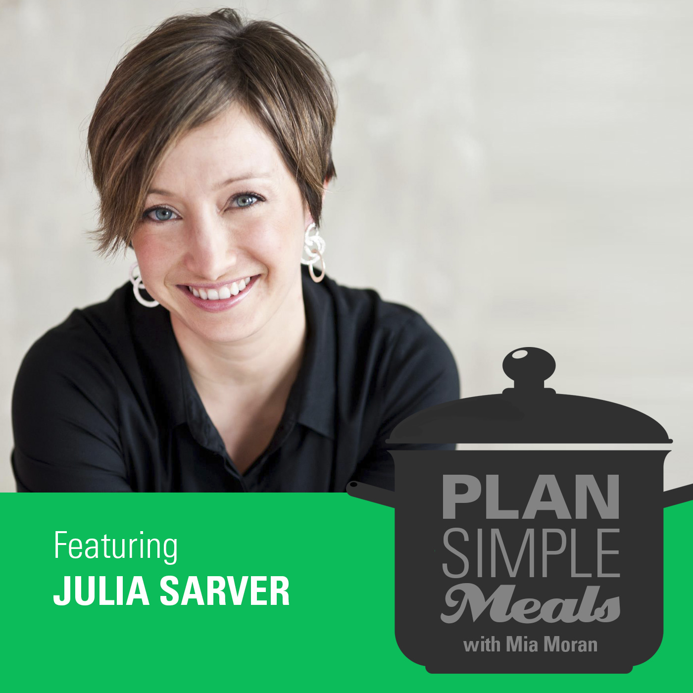 Podcast Julia Sarver