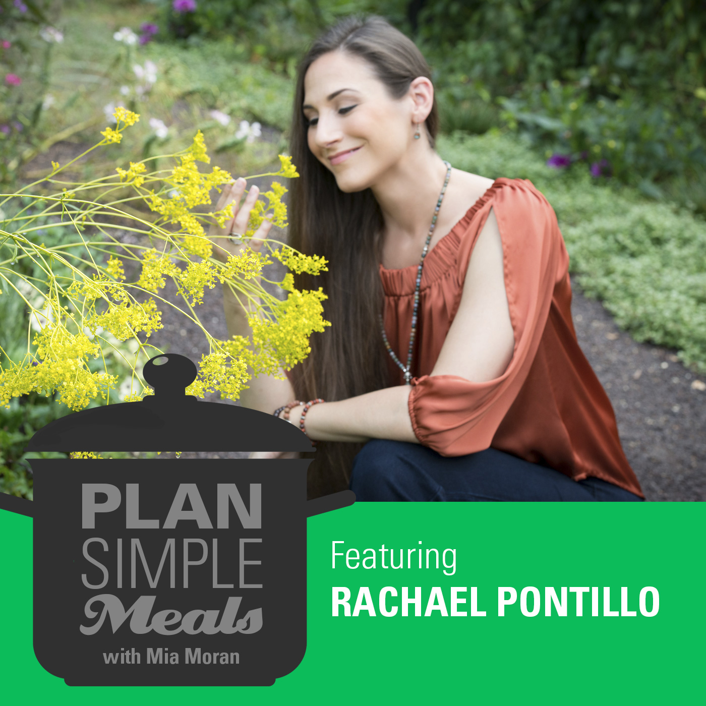 Podcast Rachael Pontillo