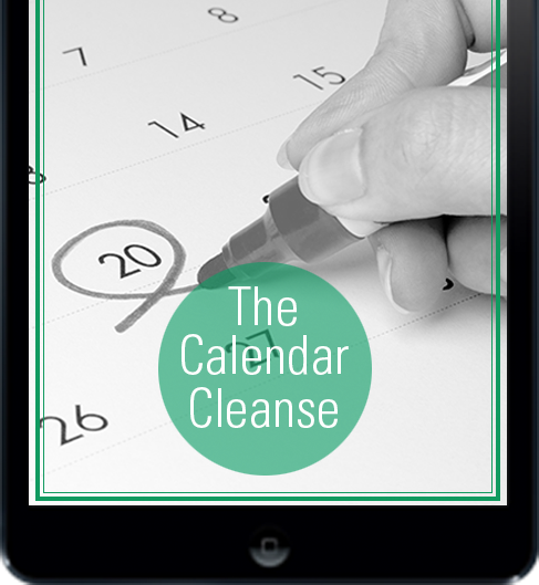 calendar-cleanse