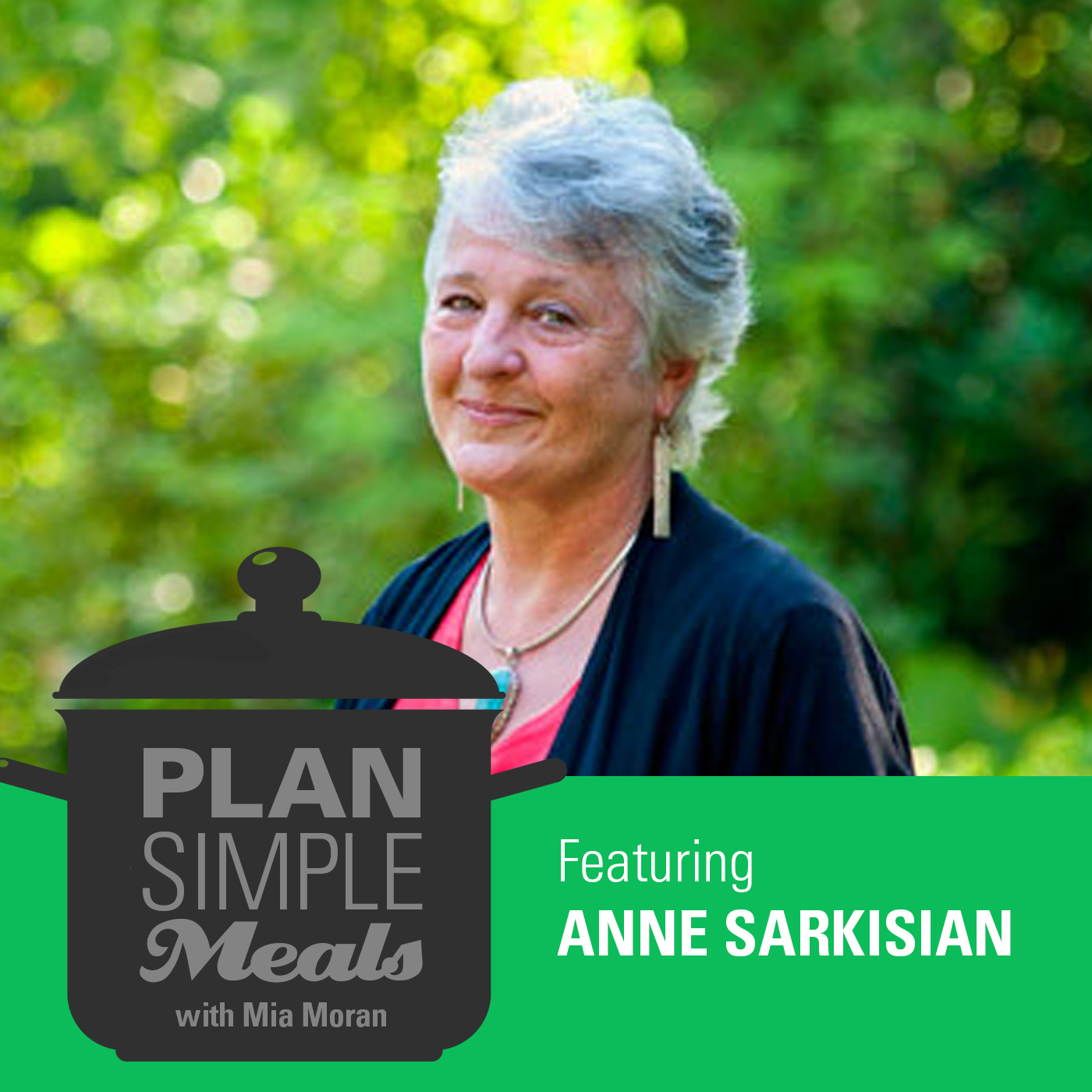 Gluten Talks With Anne Sarkisian