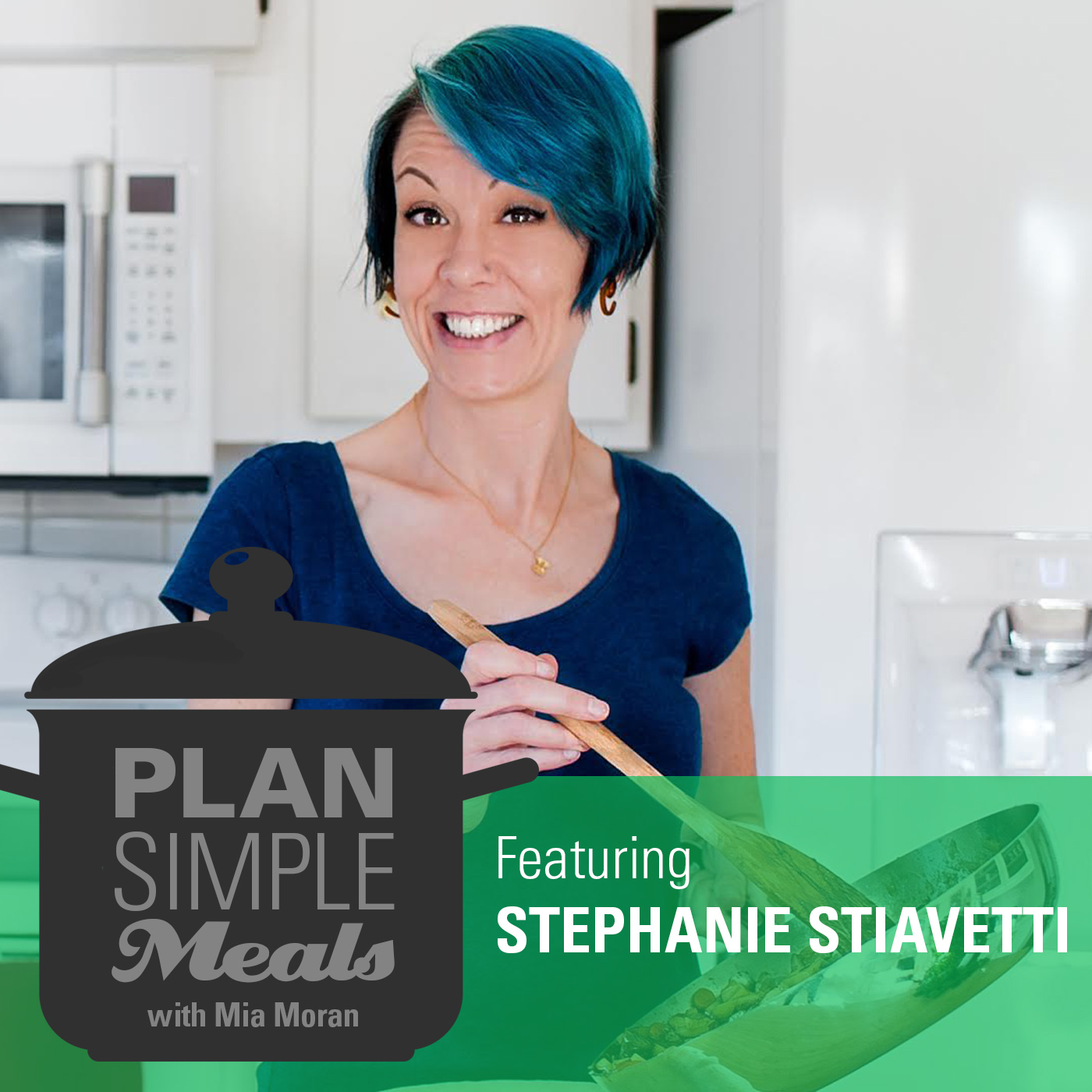 Cooking Does Not Have To Be Stressful With Stephanie Stiavetti