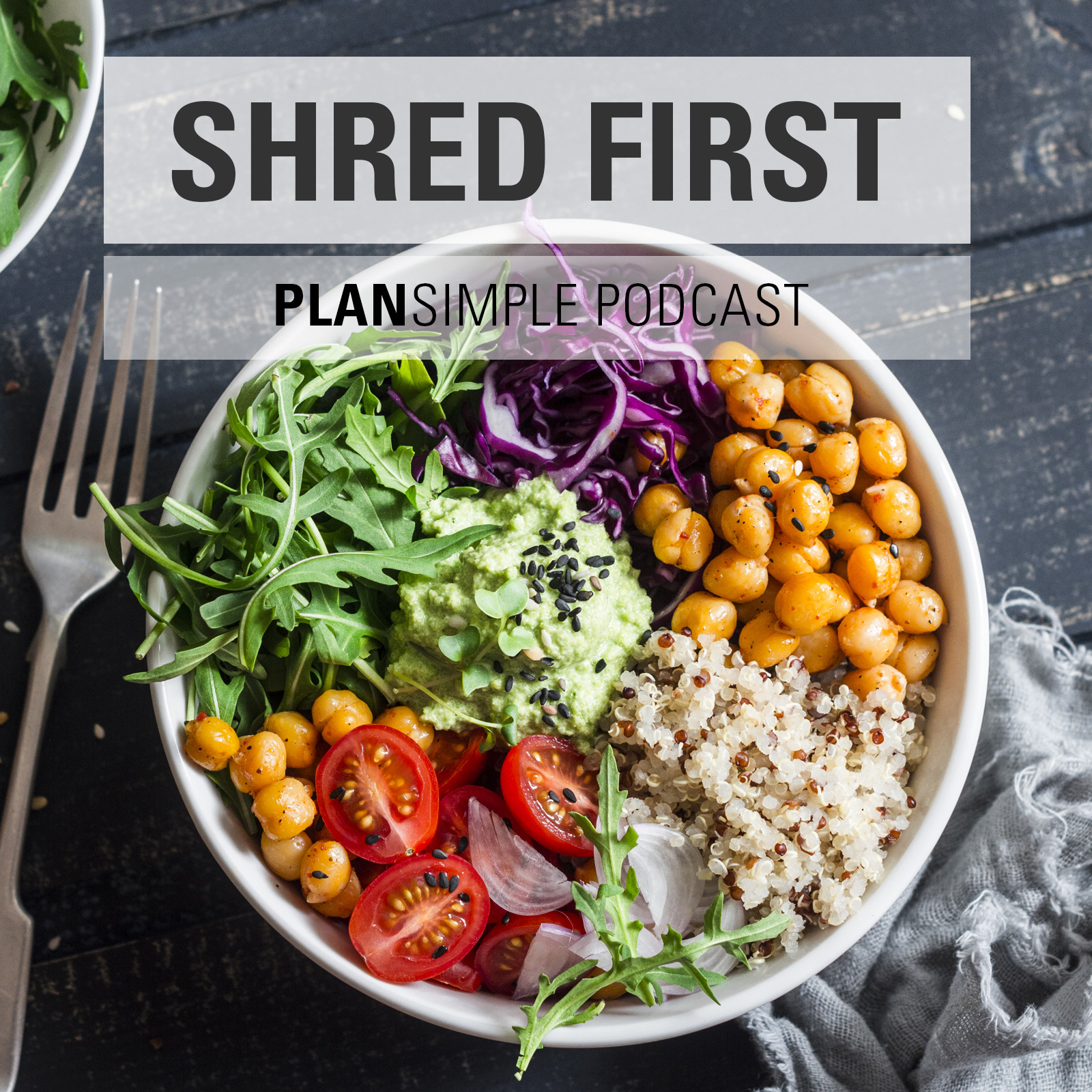 Shred First Podcast