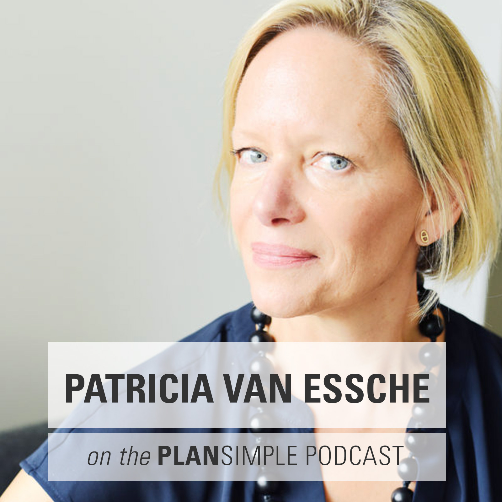 Inspiration And Trusting Your Gut With Patricia Van Essche