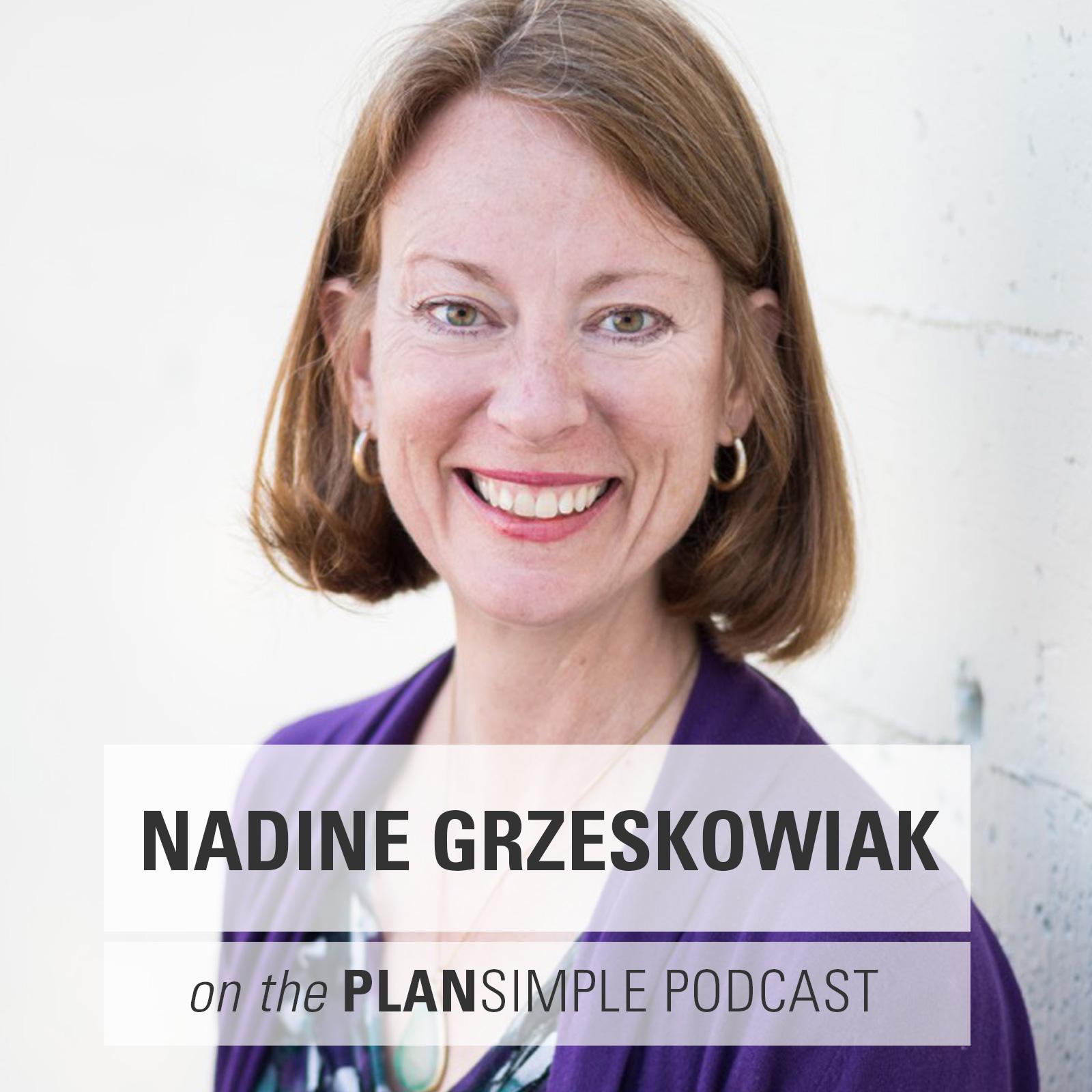 Gluten Free With Nadine Grzeskowiak