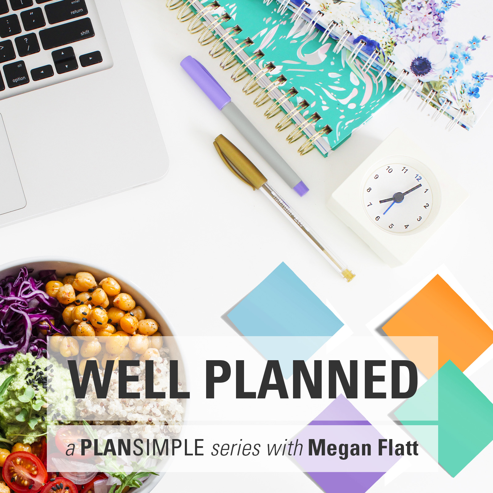 Well Planned In 90 Days Cycles  With Megan Flatt