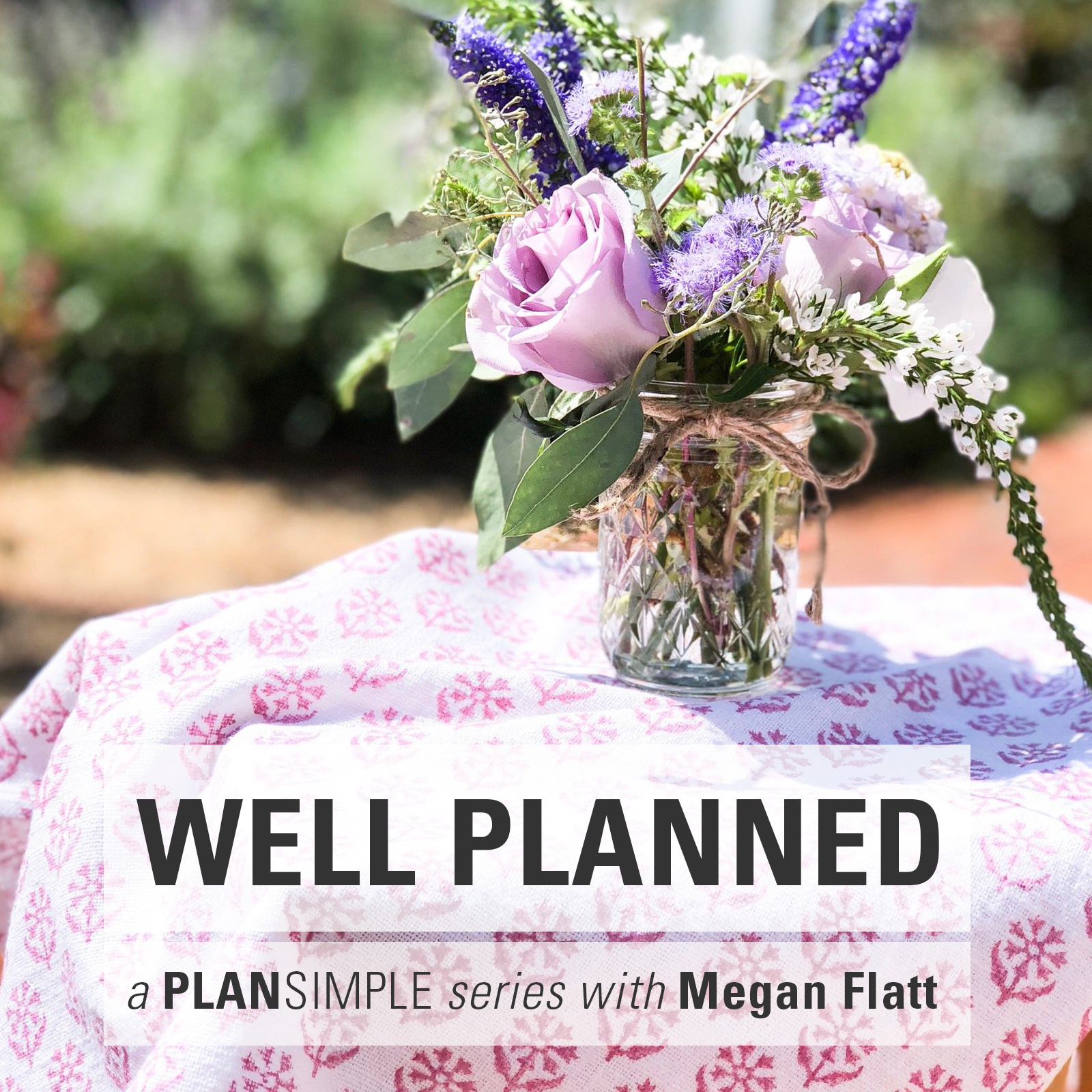 Starting A Business On The Well Planned Series With Megan Flatt