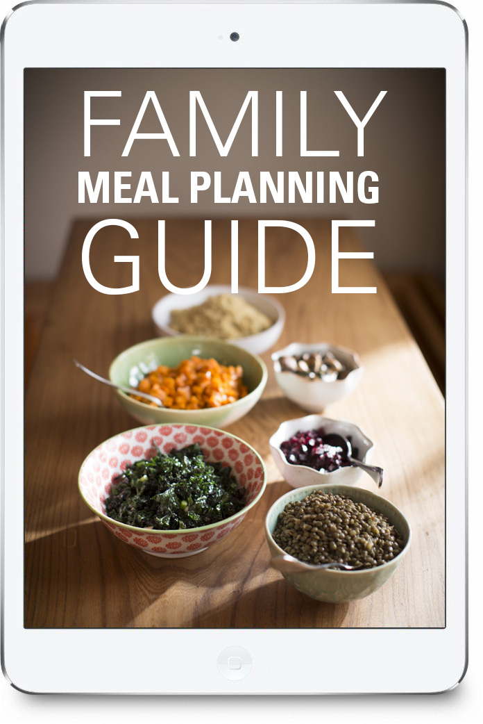 Family-meal-planning