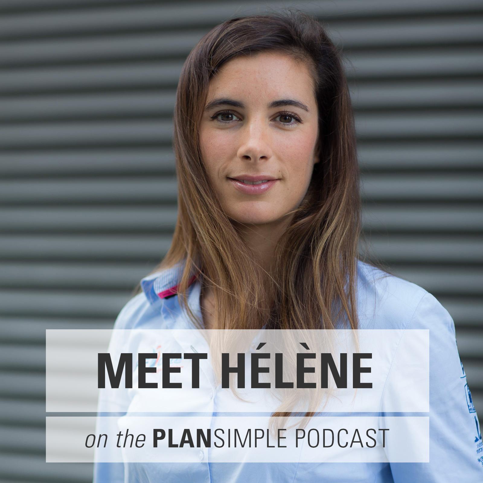 Meet Hélène Defrance