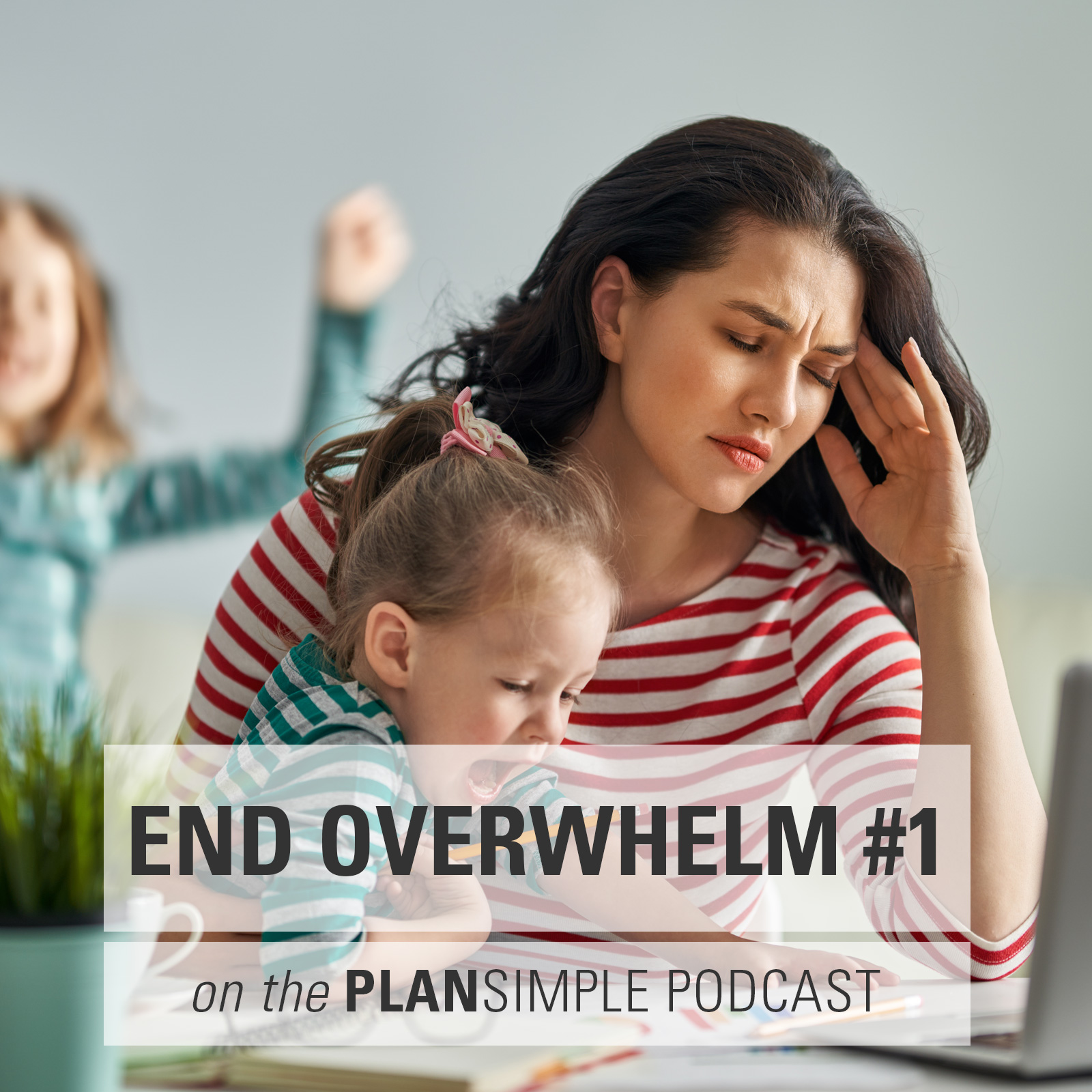 How To Ditch Overwhelm To Get More Done With More Ease