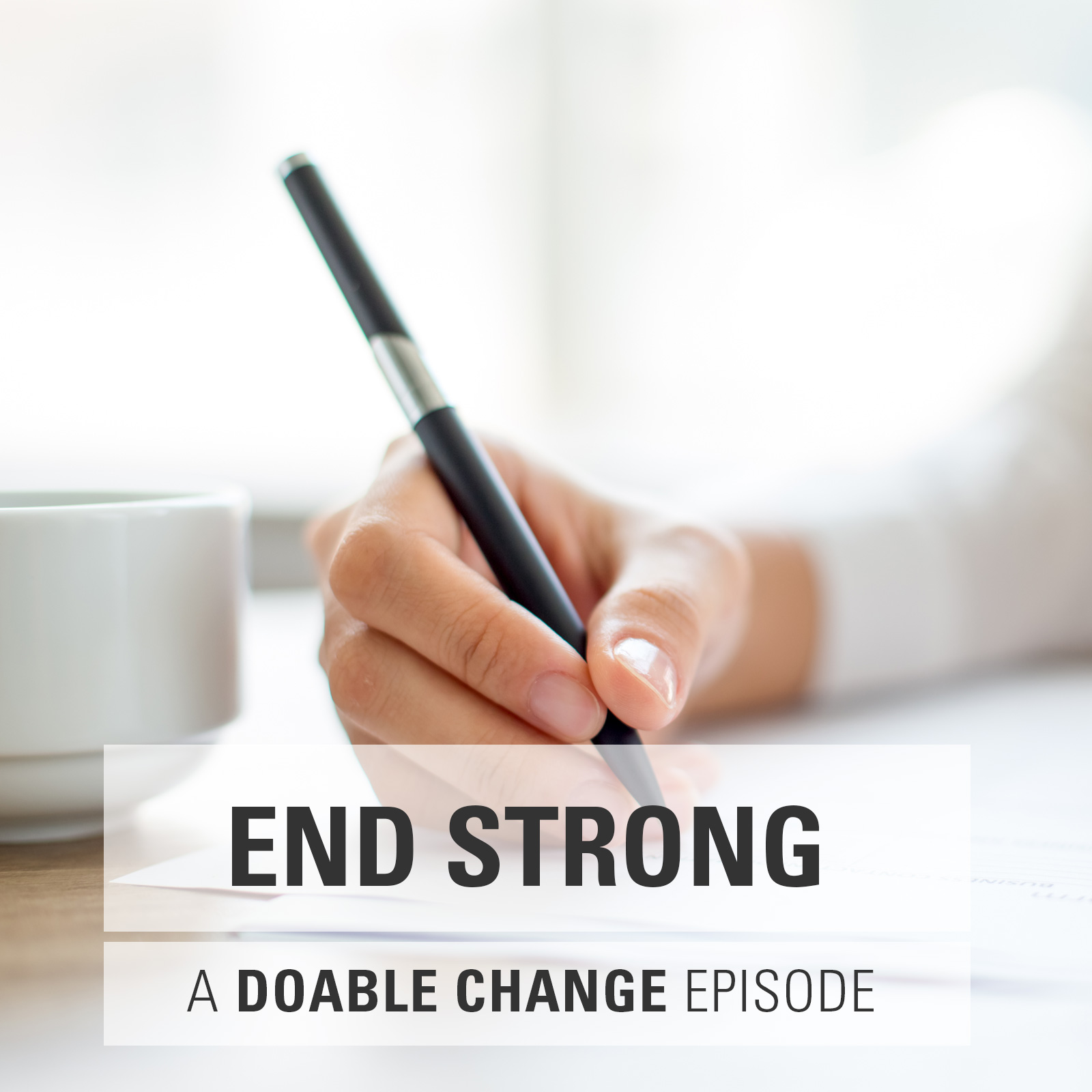 End Strong