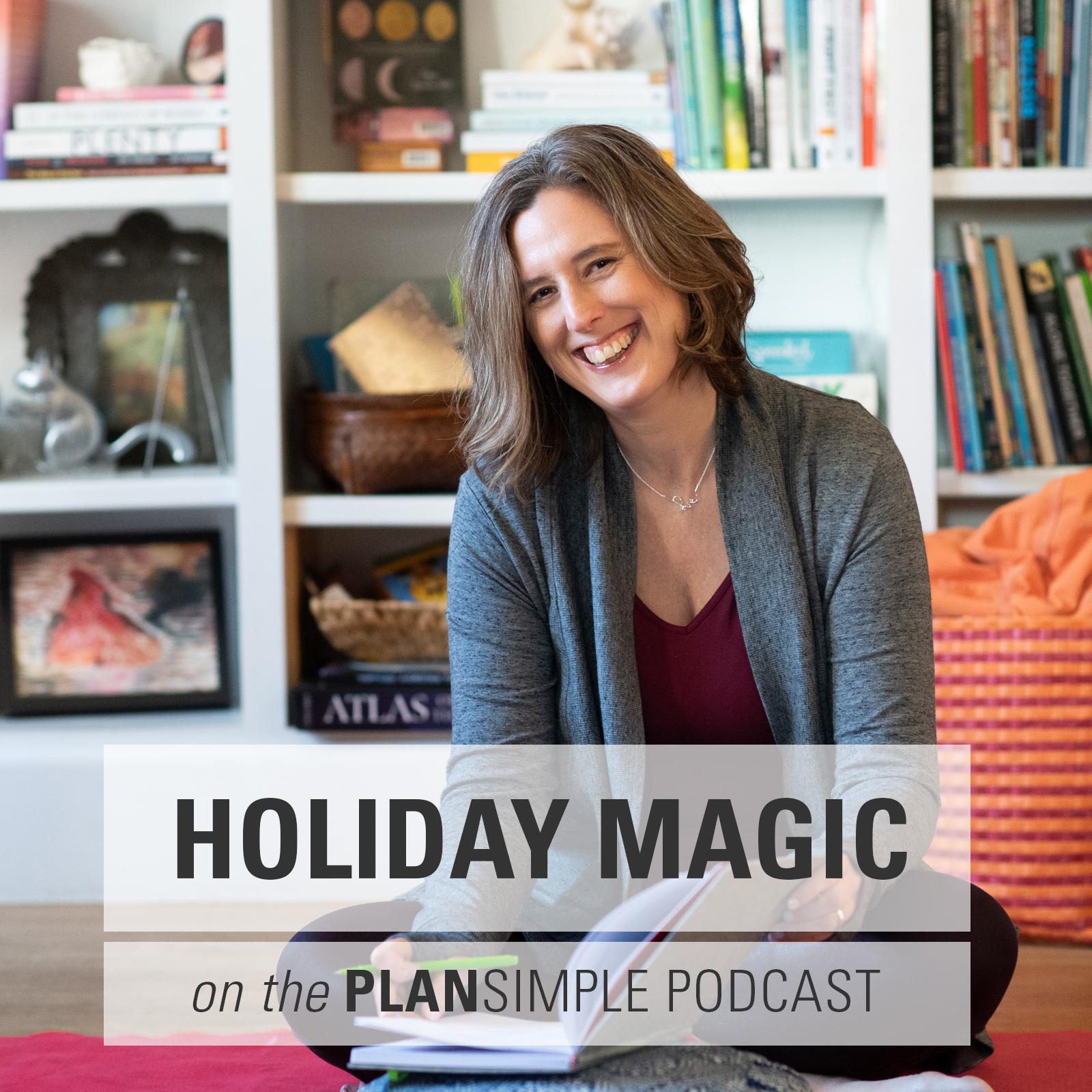 Holiday Magic With Mia Moran