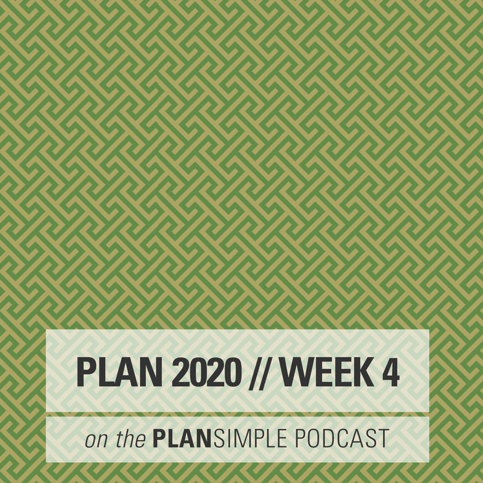 (Doable Change) Plan Your Week