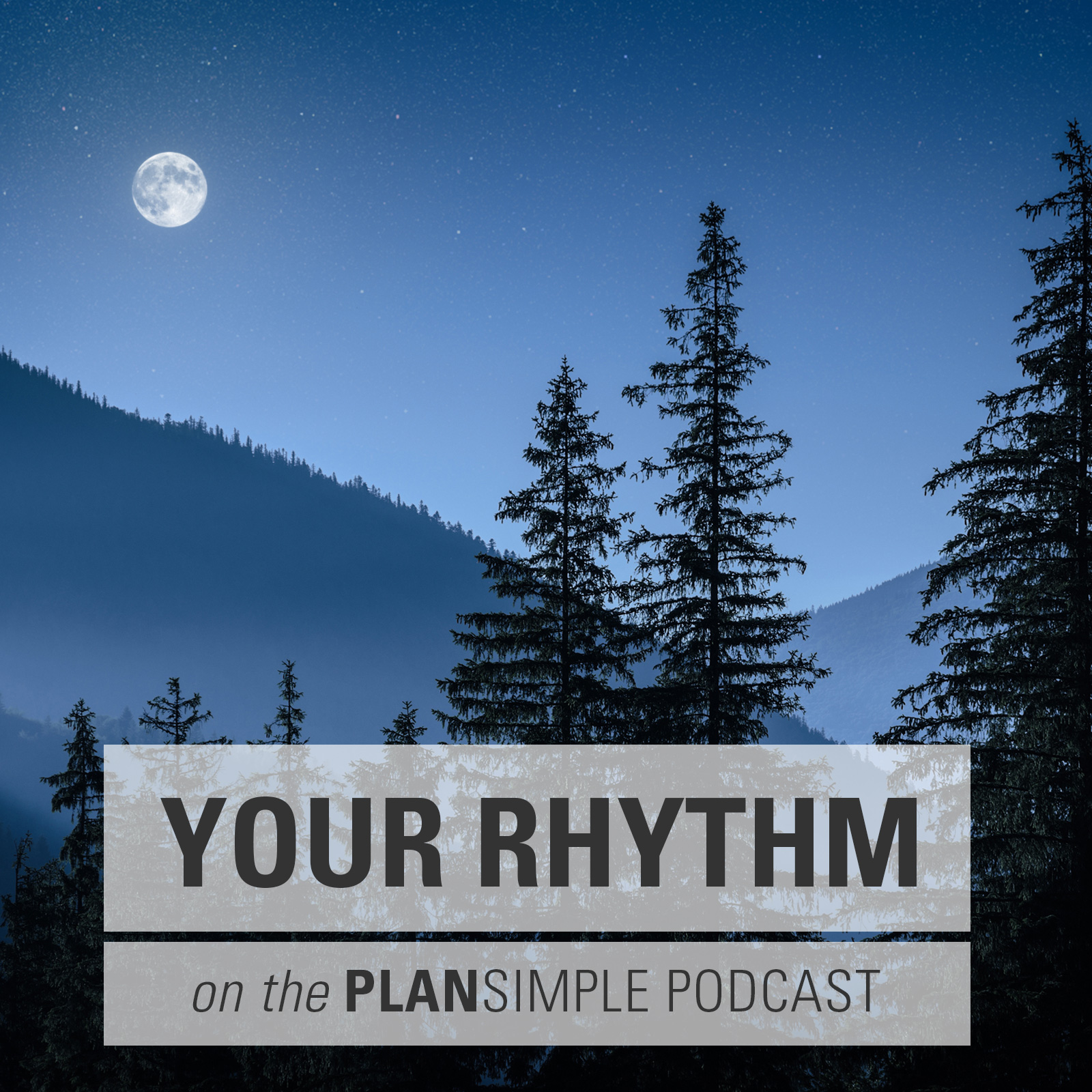 How To Discover Your Rhythm By Observing The Moon