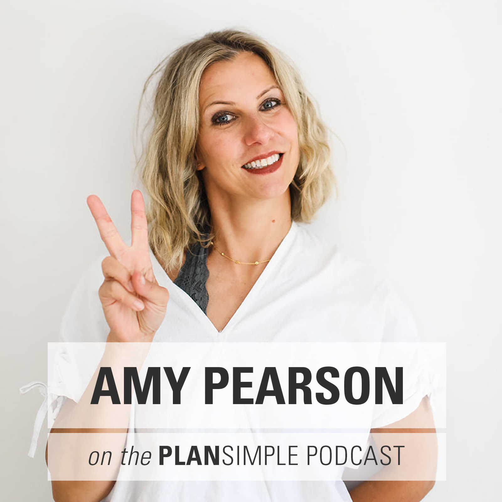 On Being With Amy Pearson