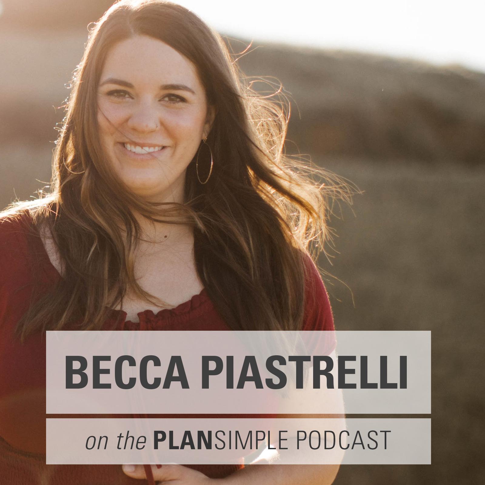 Belonging With Becca Piastrelli