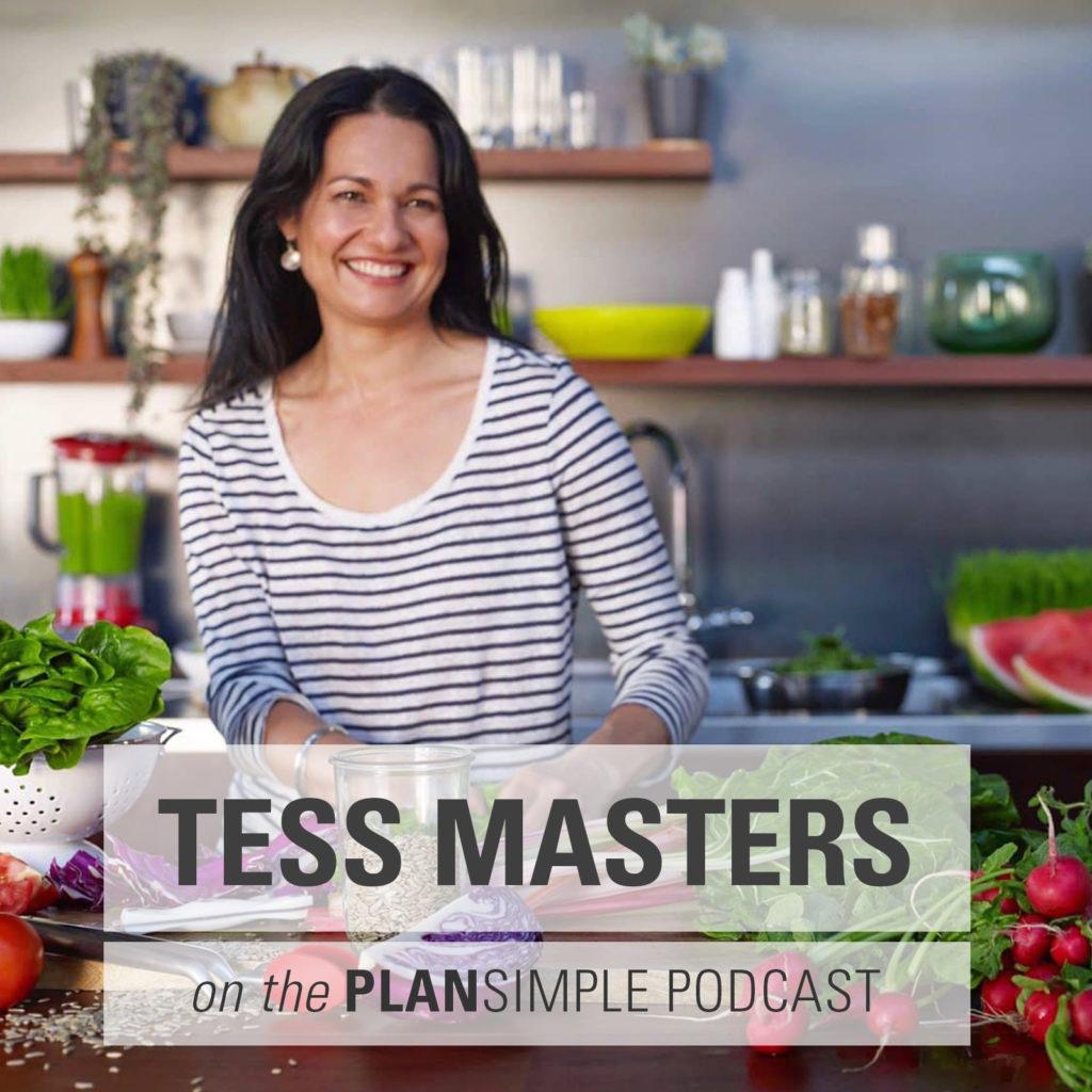 Plan Simple Podcast Mia Moran Tess Masters