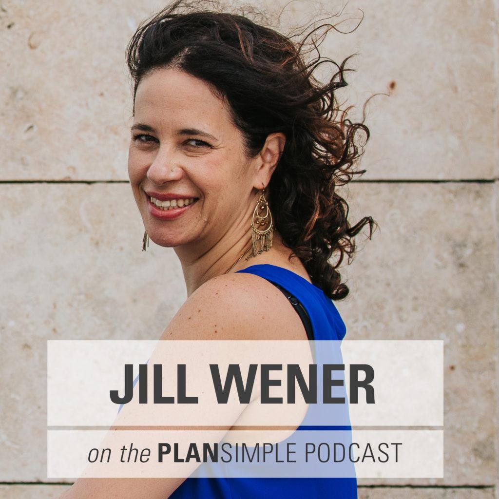 Plansimple Jill Wener Mia Moran