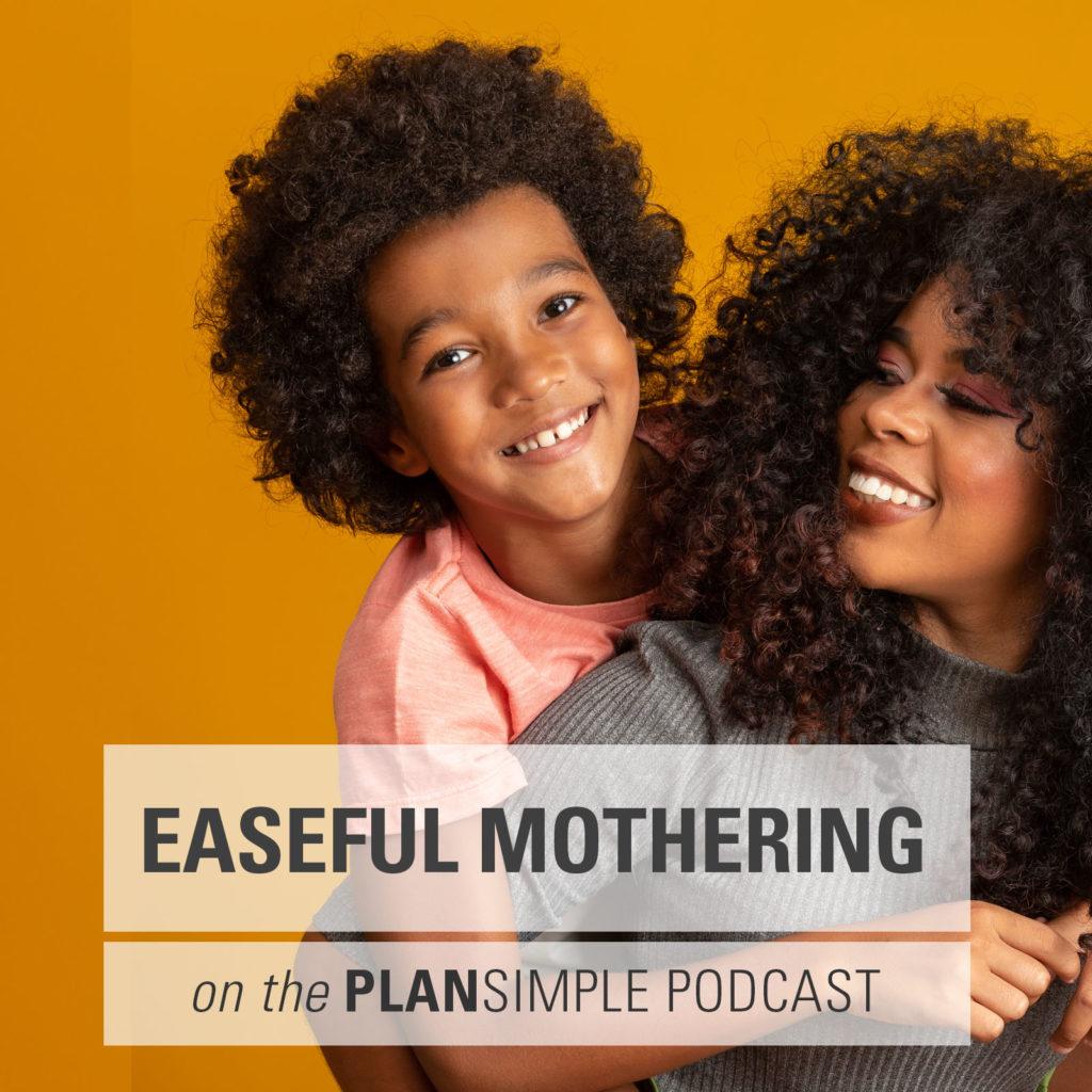 Plan Simple Mia Moran Mothering