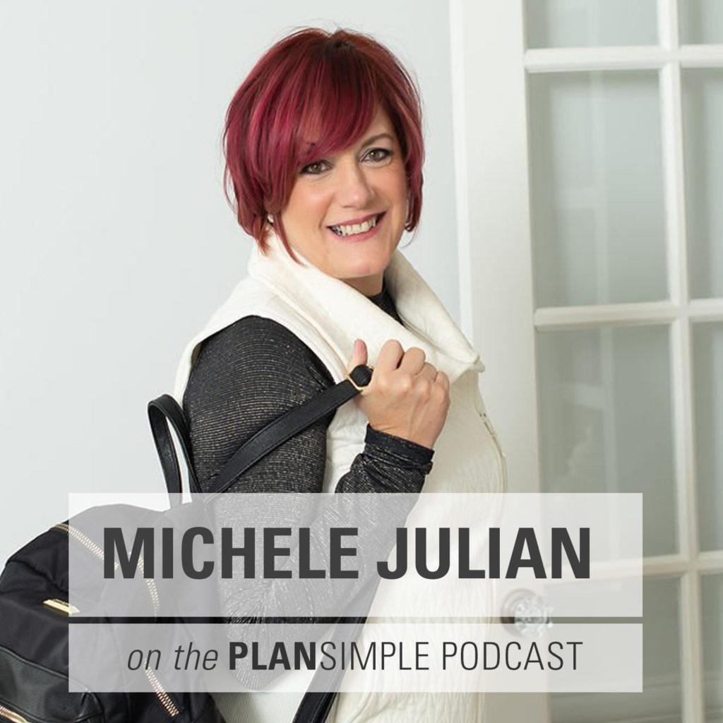 Plan Simple Podcast Mia Moran Michele Julian