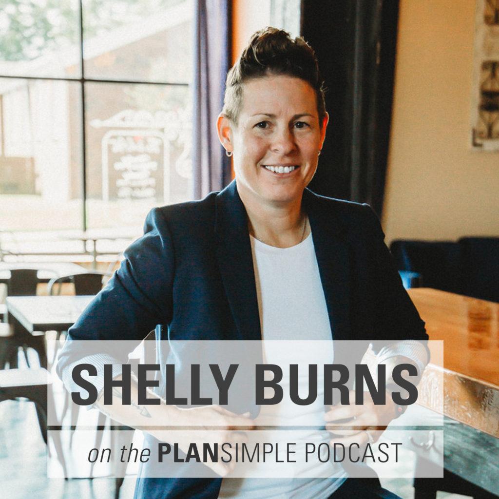 Plan Simple Podcast Mia Moran Shelly Burns